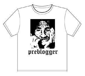 camiseta preblogger