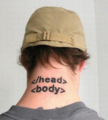 geek head