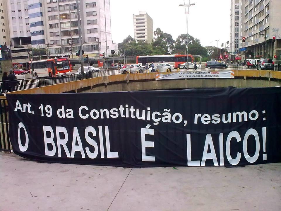 Brasil-laico