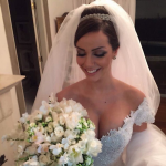 Noiva Bia se prepara para o casamento