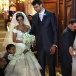 Momento fofura do casamento