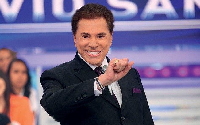 Silvio Santos liderou a preferência do telespectador