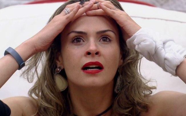 Ana Paula está indo a todos os programas de variedades da Globo desde que saiu do BBB