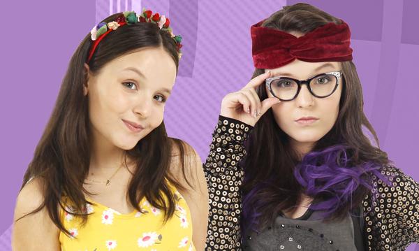 A atriz vive as gêmeas Isabela e Manuela na trama do SBT