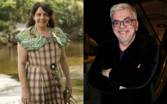 Rosi Campos ganha elogios do autor Walcyr Carrasco
