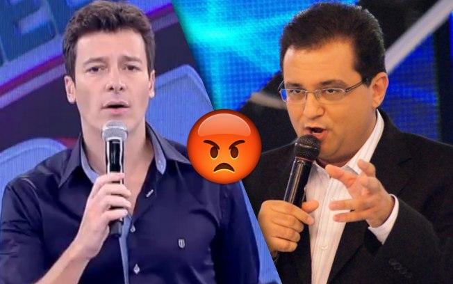Rodrigo Faro esclarece de vez os rumores de briga com Geraldo Luís