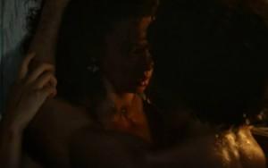 Cena de sexo entre os personagens de Rodrigo Santoro e Marina Nery chamaram a atenção