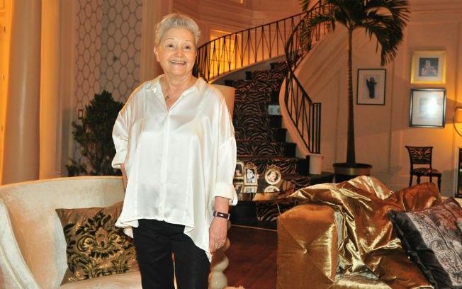 A autora Maria Adelaide Amaral comemora ter mais tempo para escrever sua próxima novela