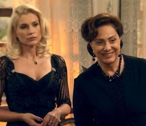 """A atriz repete nas duas novelas até a entonação da palavra """"titia"""""""
