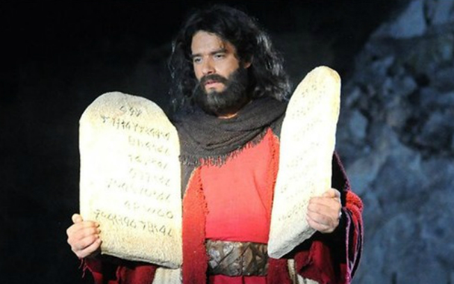 os dez mandamentos 2