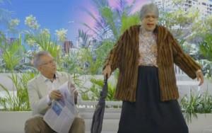 """Comediante foi homenageado com um dos quadros mais tradicionais da """"Praça"""""""