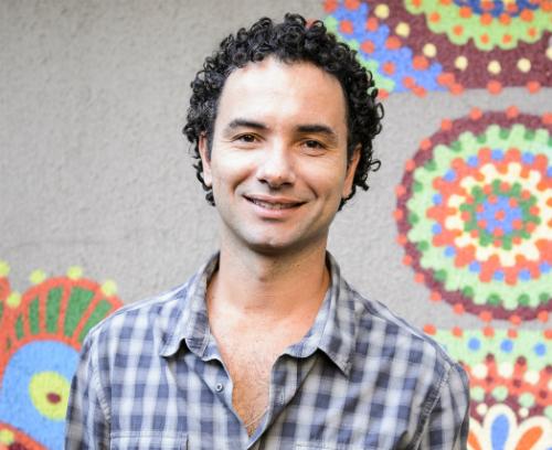 """Marco Luque estreia no """"Altas Horas"""" no próximo dia 16 (Foto: Ramón Vasconcelos/Globo)"""
