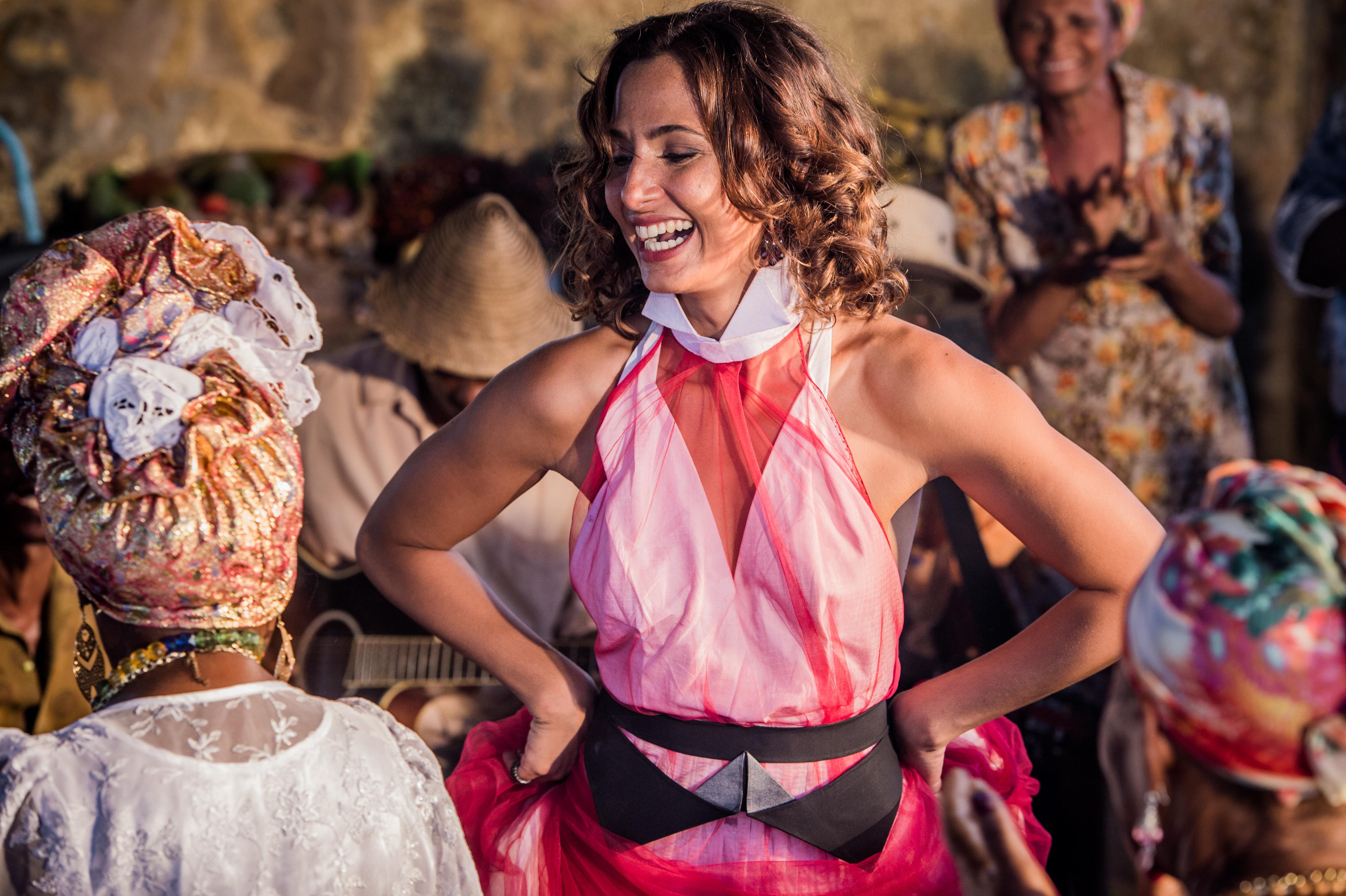 Camila Pitanga deu um show ao encarnar Maria Tereza na atual fase (Fotos: Caiuá Franco/Globo)
