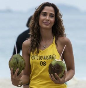 """A atriz como Regina em """"Babilônia"""" (Foto: Estevam Avellar/Globo)"""