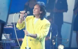 Em 1992, o Rei ainda vestia amarelo