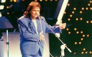 O cantor soltinho no especial de 1993