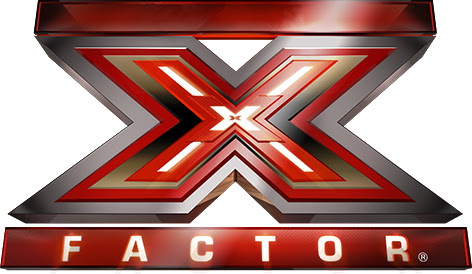 O logo do X Factor