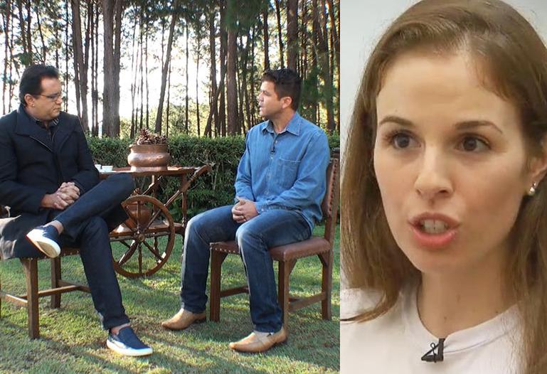 Geraldo lidera em domingo de entrevista ao namorado de Suzane