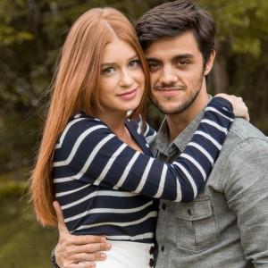 Eliza e Jonatas terminam juntos em Paris