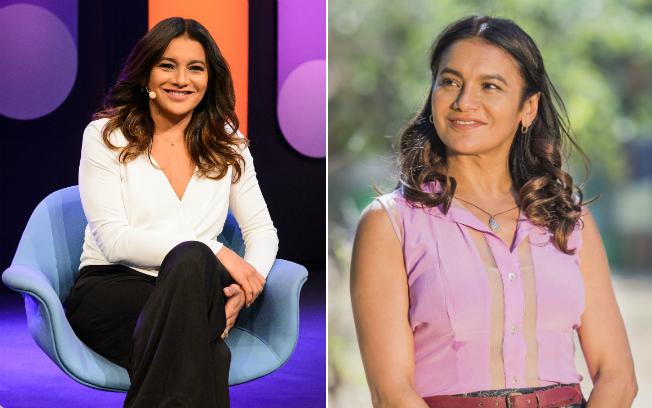 """A atriz fala do """"Criança Esperança"""" e Beatriz, sua personagem em """"Velho Chico"""" (Fotos: Divulgação/TV Globo)"""