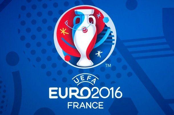 Logo da Euro 2016