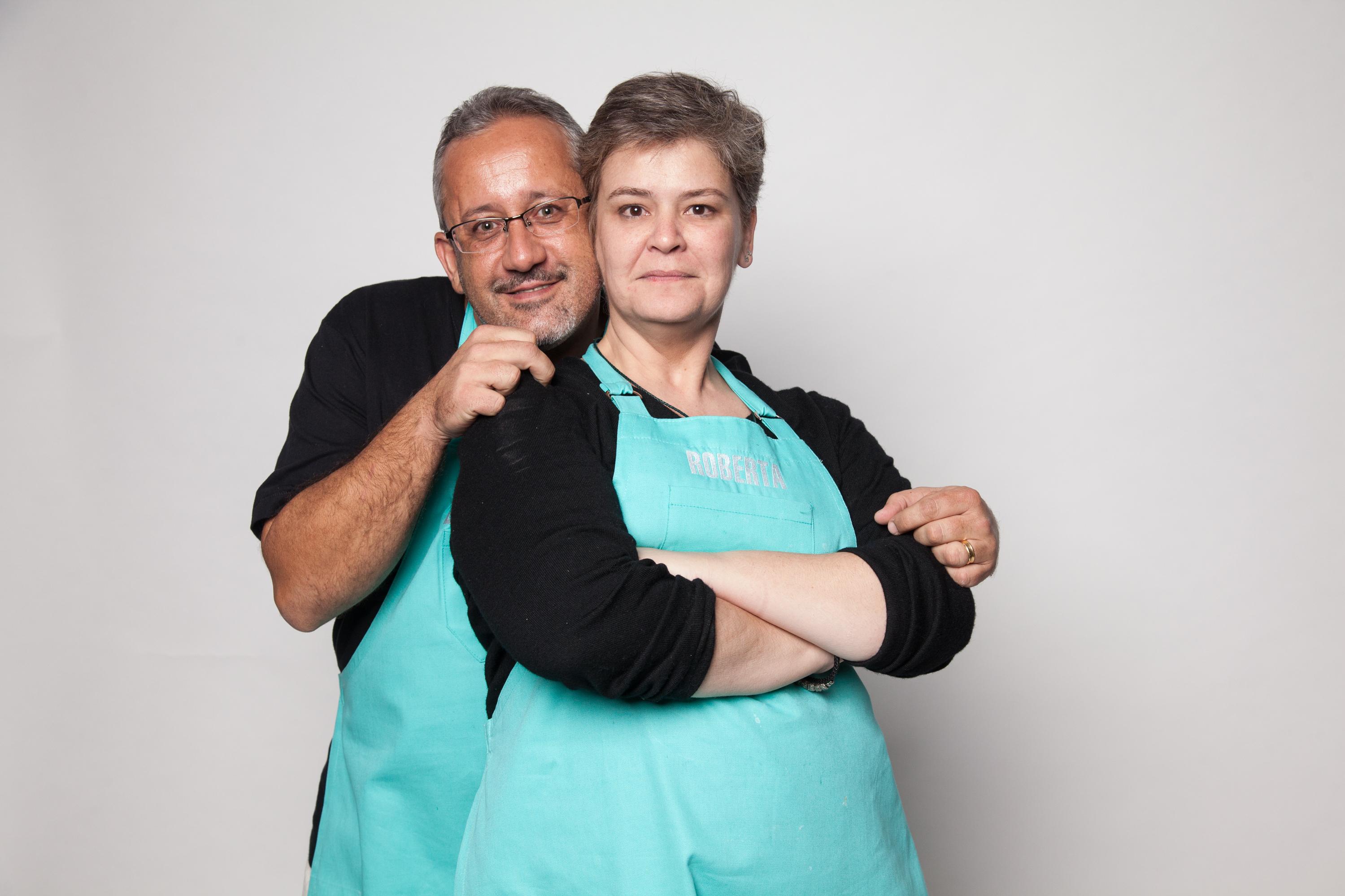 Roberta e Luís são amigos