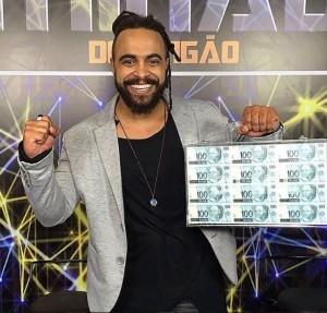Guga Camafeu faturou R$ 50 mil no último dia 18 (Reprodução/Instagram)