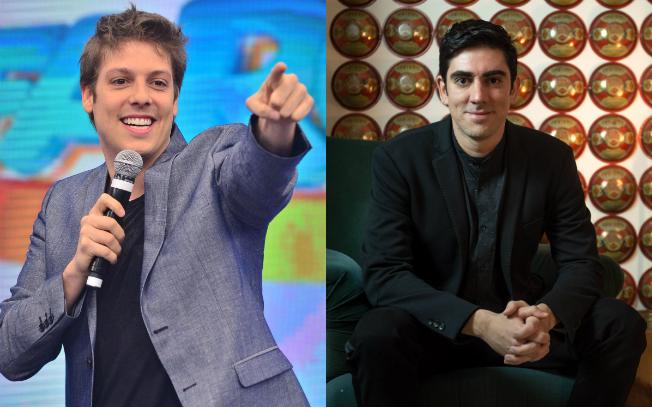 Fábio Pprchat e Marcelo Adnet vão comandar talk shows em emissoras diferentes