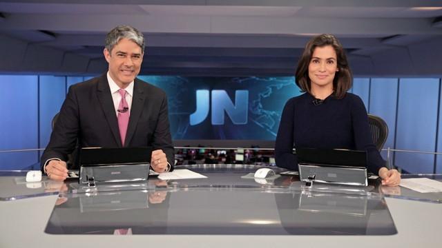 """""""Jornal Nacional"""" começará mais cedo em vários Estados (Divulgação/Globo)"""