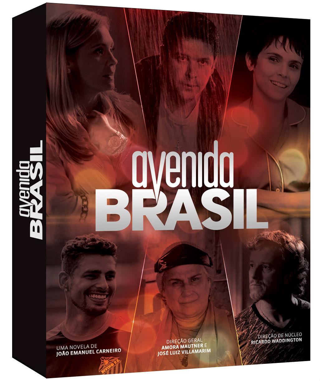 """O box de """"Avenida Brasil"""""""