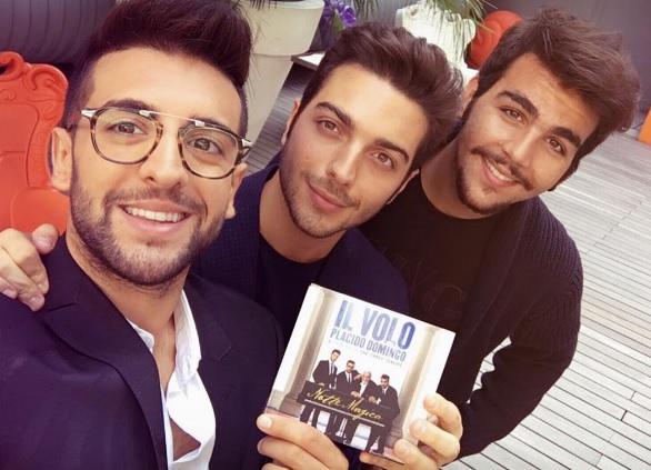 O trio italiano Il Volo, que já gravou com Plácido Domingo, está confirmado no X Factor Brasil