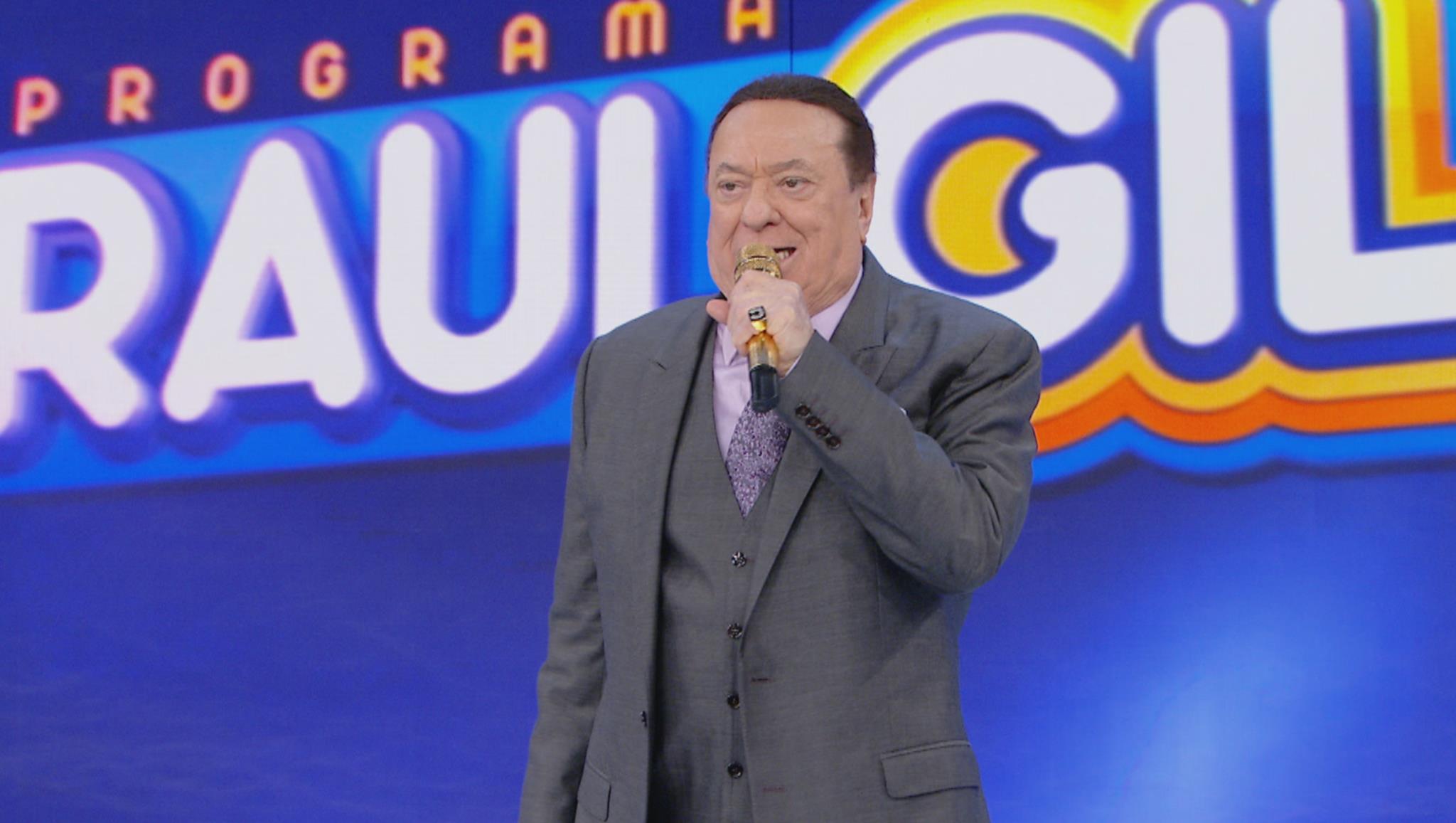 Raul Gil deixará o SBT após 6 anos (Divulgação/SBT)