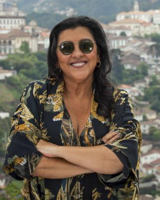 """A atual temporada do """"Esquenta!"""" apresentada por Regina Casé não tem agradado (João Januário/Globo)"""
