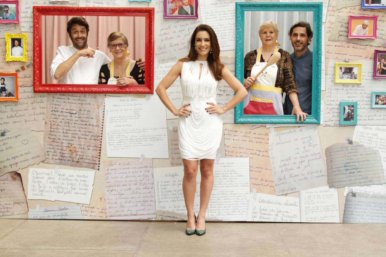 Ticiana Villas Boas apresenta o 'Duelo de Mães' (Gabriel Gabe/SBT)