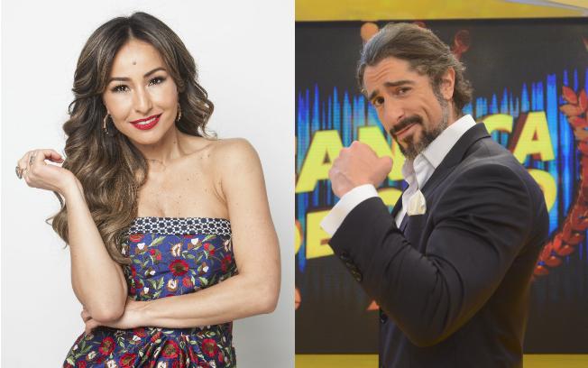 Sabrina Sato e Marcos Mion vão bem na audiência (Edu Moraes e Antonio Chahestian/Record)