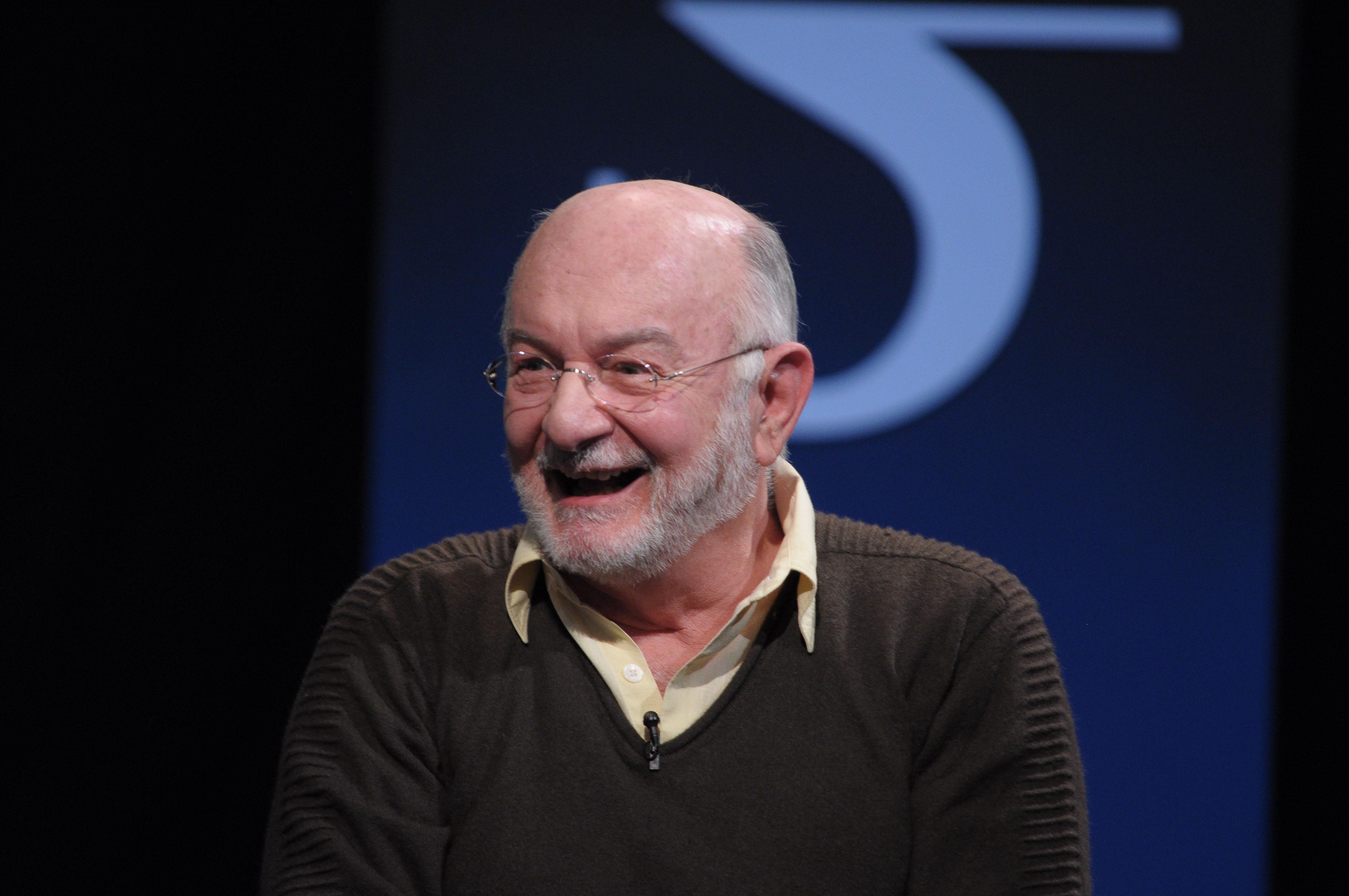 Silvio de Abreu fala da carreira (Jair Magri/Divulgação)