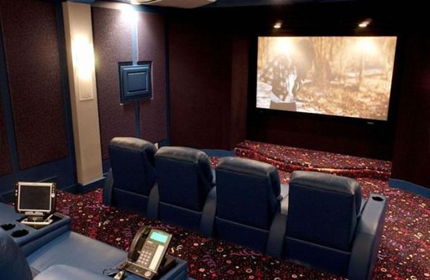Ig colunistas o buteco da net o buteco da net fotos - Sala cinema in casa ...