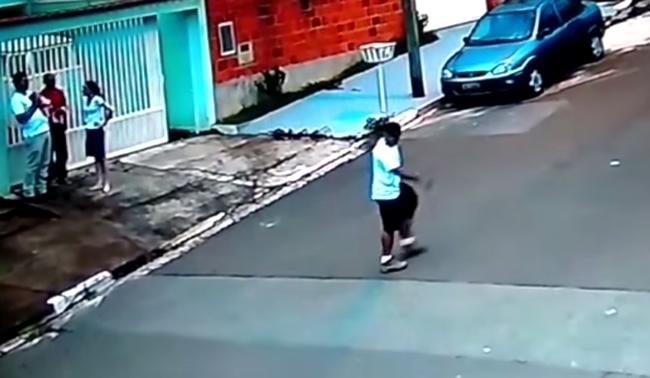 assaltante