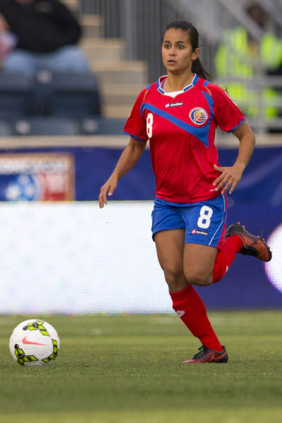 Costa Rica v Trinidad & Tobago: Semifinal - 2014 CONCACAF Women's Championship