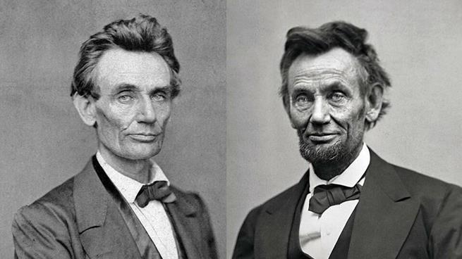 Lincoln, antes e depois da Guerra Civil
