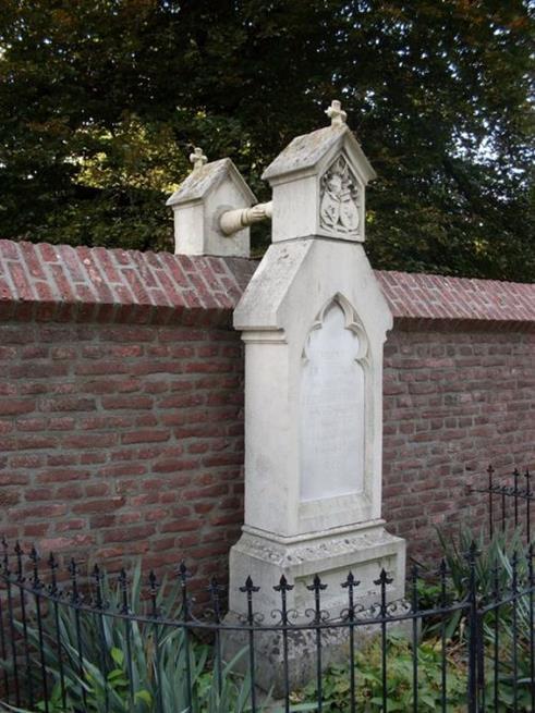 A esposa católica e o marido protestante finalmente descansam juntos em cemitérios diferentes