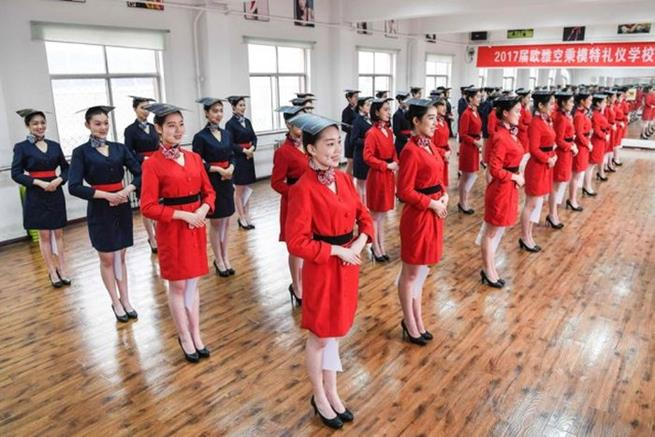 stewardess_education_in_china_04