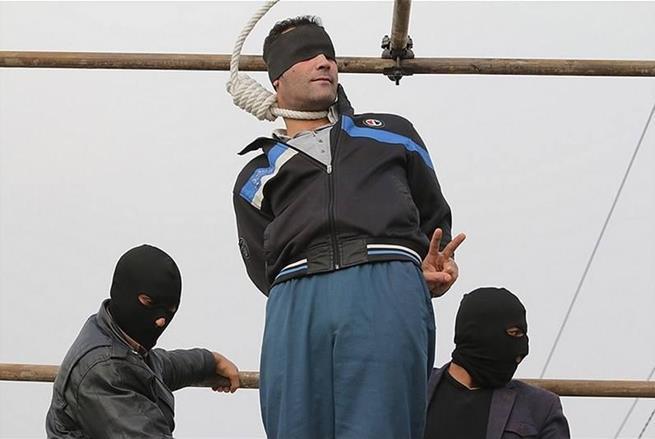 Homem manda sua última mensagem antes de ser executado publicamente