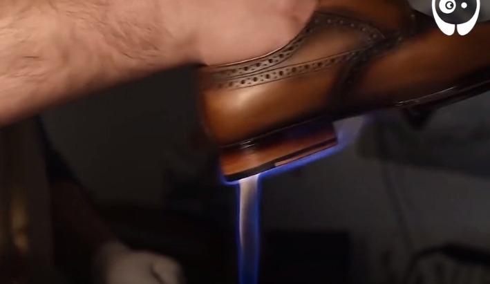 fazendo-sapato