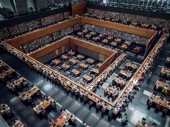 Biblioteca Nacional da China