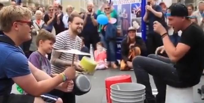 baterista-rua