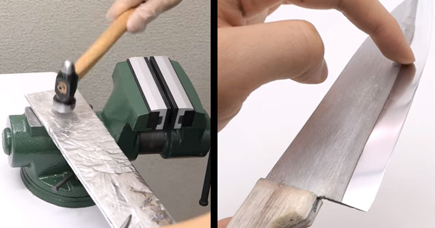 faca-aluminio