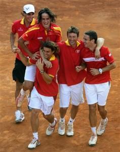 Spain Israel Davis Cup Tennis