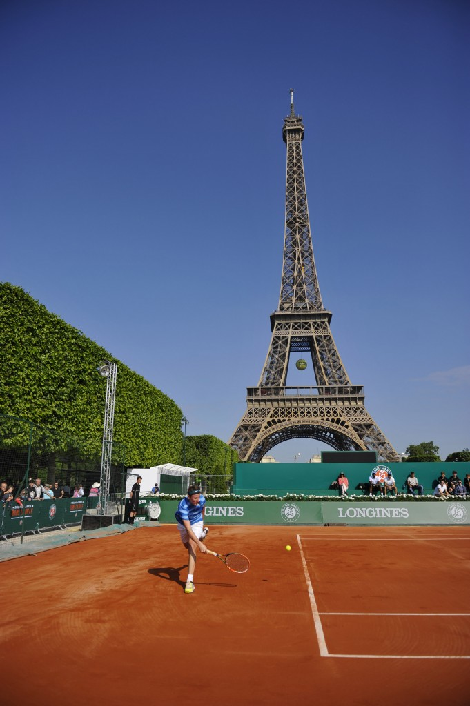 TENNIS - INTERNATIONAUX DE FRANCE 2015