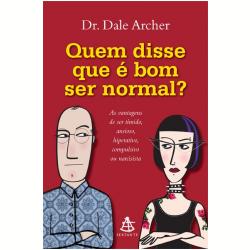 Livro Dale Archer